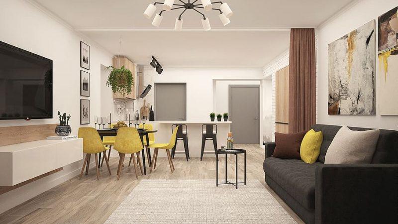 5 hämmästyttävää sisustussovellusta kaikille, jotka haluavat houkuttelevamman kodin